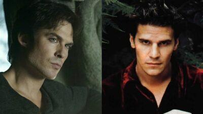Sondage : par qui préfères-tu te faire mordre, Angel ou Damon ?