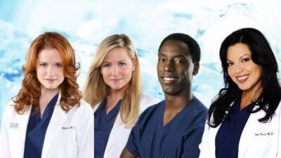 Quiz Grey's Anatomy : te souviens-tu pourquoi ces personnages ont quitté l'hôpital ?