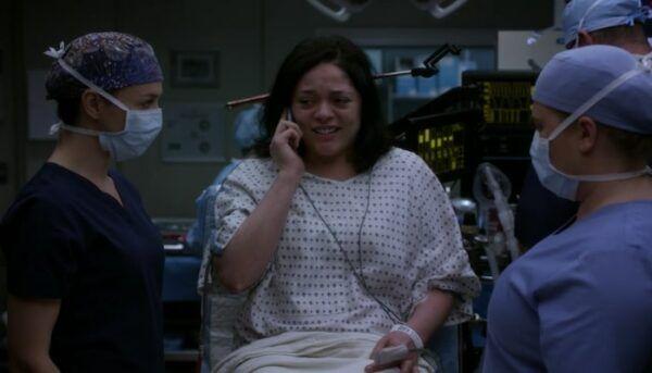Grey's Anatomy perche à selfie
