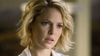 Grey's Anatomy : Katherine Heigl regrette la façon dont elle a quitté la série