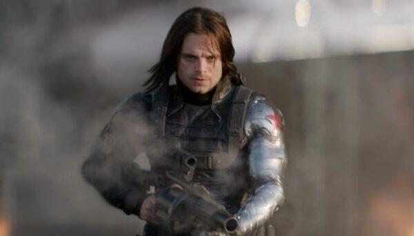 Captain America James Barnes