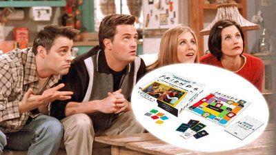 Friends : le jeu de société «quiz et gages» qu'on veut absolument