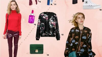 Minute mode : adopte le look de Kiernan Shipka (Les Nouvelles Aventures de Sabrina)