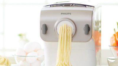 Philips Pasta Maker : le bon plan pour ne jamais manquer de pâtes pendant le confinement