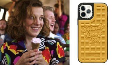 Stranger Things : Casetify sort une collection de coques de téléphone qui va te mettre la tête à l'envers