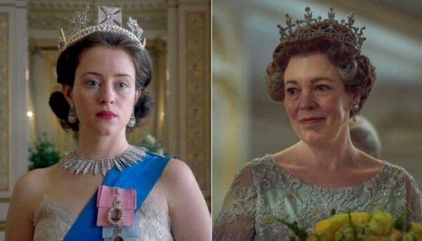 The Crown Elizabeth II