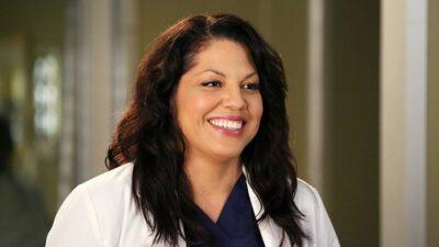 Grey's Anatomy : la vraie raison derrière le départ de Sara Ramirez (Callie) de la série
