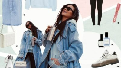 Minute mode : adopte le look de Shay Mitchell (Pretty Little Liars)