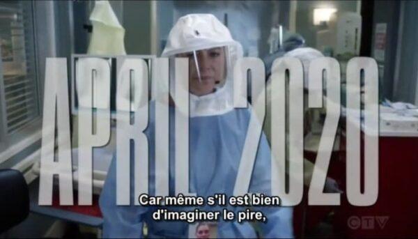 grey's anatomy, 17x01, questions bêtes