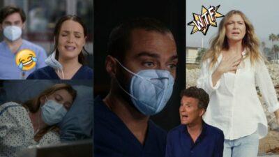 16 questions bêtes qu'on s'est posées devant l'épisode 3 de la saison 17 de Grey's Anatomy