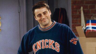 Le portrait culte de la semaine : Joey Tribbiani de Friends