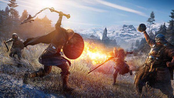 Vikings Assassin's Creed