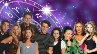 Quiz : balance ton signe astro, on te dira quel perso de séries des années 90 tu es