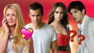 Quiz : dans quelle série/film ces stars ont-elles rencontré l'amour ?