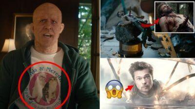 Deadpool 2 : 10 détails que vous n'aviez jamais remarqués