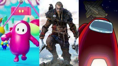 Among Us, Fall Guys, Assassin's Creed… 6 jeux vidéo indispensables pour le confinement