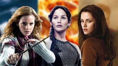 Quiz : tes choix séries te diront si t'es plus Hermione Granger, Katniss Everdeen ou Bella Swan
