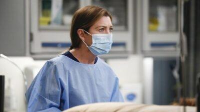 Grey's Anatomy : la raison derrière laquelle Meredith serait positive à la COVID