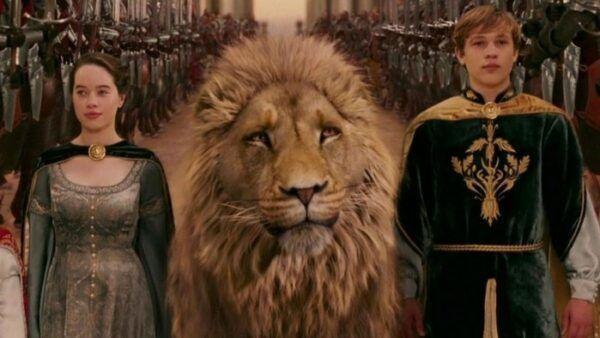 narnia Le Lion, la Sorcière blanche et l'Armoire magique 6
