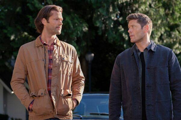 Dean Sam Winchester Supernatural