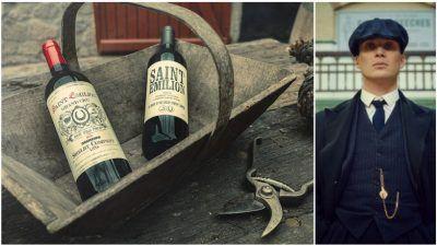 Holy sh*t : une collection de vins Peaky Blinders vient de sortir