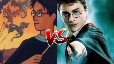 Sondage : tu préfères les livres ou les films Harry Potter ?
