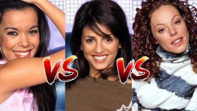 Sondage : le match ultime, tu préfères Lola, Silvia ou Ingrid d'Un, Dos, Tres ?