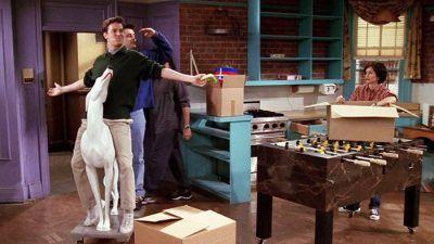 Quiz : t'es un vrai fan de Friends si tu te souviens de toutes les colocations de la série