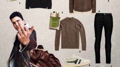Minute mode : adopte le look de Jaime Lorente (La Casa de Papel)