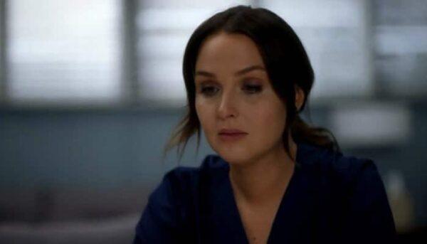 Jo Wilson Grey's Anatomy