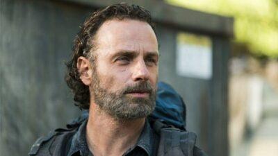The Walking Dead : Andrew Lincoln n'était pas le 1er choix pour incarner Rick Grimes