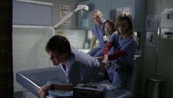 George Grey's Anatomy syphilis