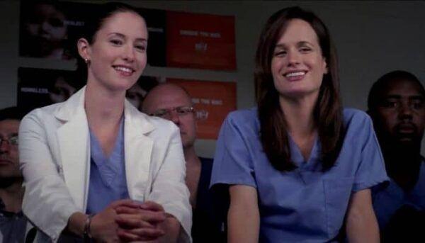 Lexie et Ava Grey's Anatomy