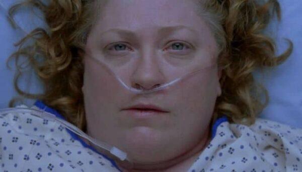 Grey's Anatomy patiente