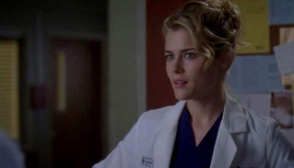 Lucy Fields Grey's Anatomy