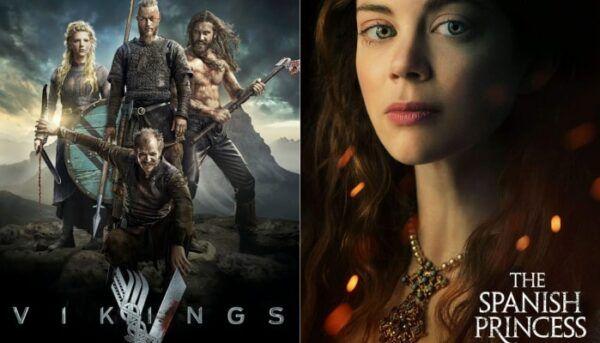 vikings, the spanish princess