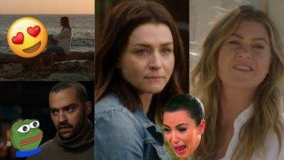 16 questions bêtes qu'on s'est posées devant l'épisode 4 de la saison 17 de Grey's Anatomy