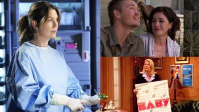 Ces intrigues inventées pour cacher la grossesse de ces actrices de séries