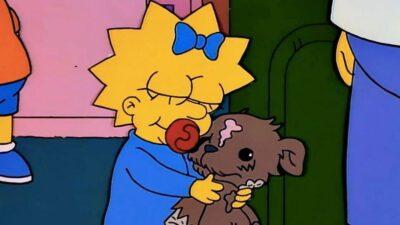 Les Simpson : cette théorie prouve que Maggie est une dangereuse psychopathe