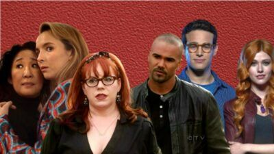 10 couples de séries que les fans ont attendus mais qui n'ont jamais existé #saison3