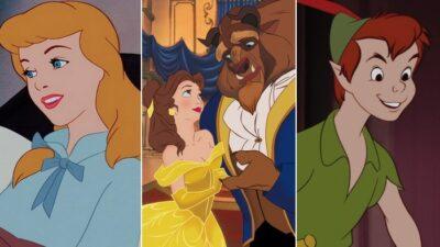 La Belle et la Bête, Cendrillon, Peter Pan… Tous les Disney à regarder à la télé pour Noël