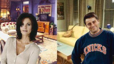 Réponds à ces dilemmes Friends, on te dira si tu vas vivre dans l'appartement de Monica ou de Joey