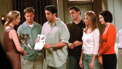 Friends : pourquoi l'épisode 2 de la saison 4 est l'un des plus importants de la série