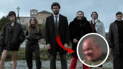 La Casa de Papel saison 5 : des photos de tournage dévoilent un mystérieux nouveau personnage
