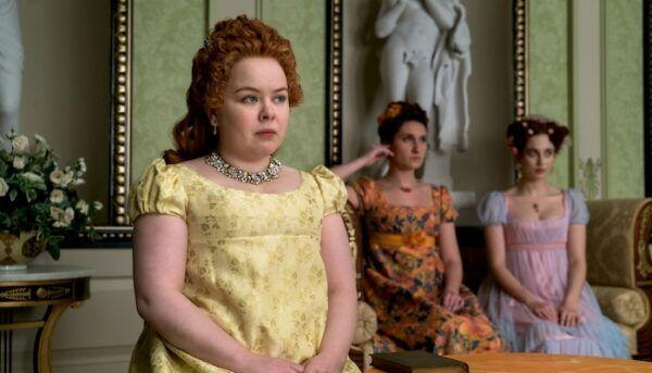 Penelope Featherington La Chronique des Bridgerton