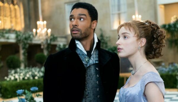 Simon et Daphné La Chronique des Bridgerton