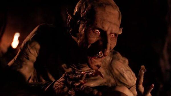 Buffy démon Gnarl