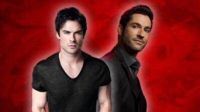 Quiz : ces dilemmes de séries te diront qui est fait pour toi entre Lucifer et Damon Salvatore
