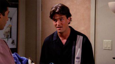Seul un vrai fan de Friends aura 5/5 à ce quiz sur Chandler