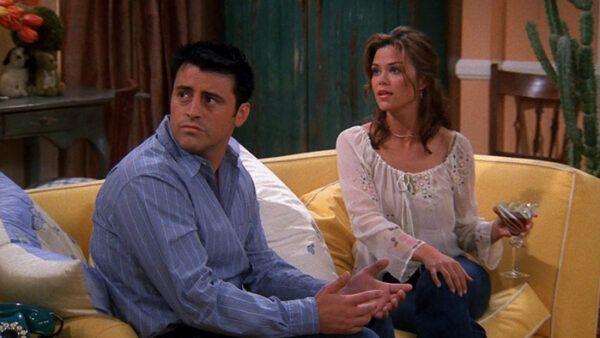 Joey Friends date